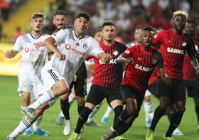 G.Gaziantep-Beşiktaş maçının yazar görüşleri