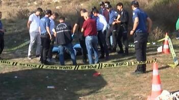 İstanbul'da korkunç olay! Boş arazide...