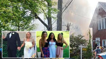 Kızı evlenirken evini havaya uçurdu!