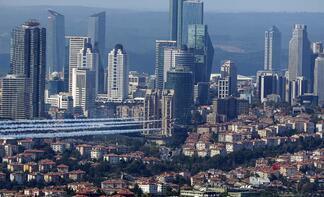 Bugün İstanbul… Nefes kestiler!