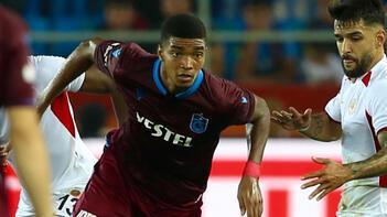 Trabzonspor açıkladı: Ivanildo Fernandes 2-4 hafta sahalardan uzak kalacak