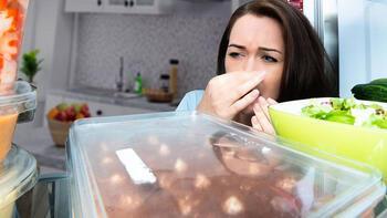 Evdeki yanık yemek kokusu nasıl giderilir?