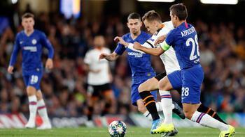 Chelsea, Valencia maçına damga vurdu! Cüneyt Çakır...