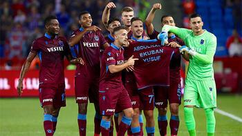 Trabzonsporun hedefi ilk maçta 3 puan