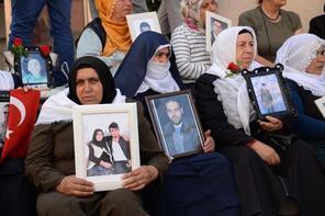 HDP önündeki eylemde 16'ncı gün; aile sayısı 40 oldu