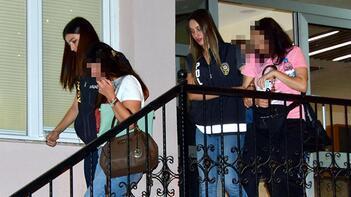 Fuhuş çetesinin 'Hayalet' kadın lideri yakalandı!