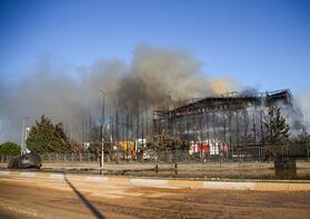 Meteoroloji'den Tuzla'daki yangınla ilgili flaş açıklama!