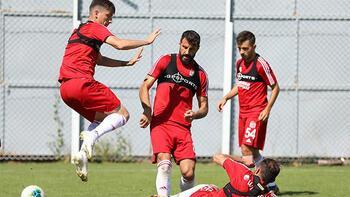 Sivasspor'da Trabzonspor mesaisi