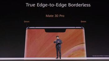 Huawei Mate 30 Pro tanıtıldı! İşte fiyatı ve tüm teknik özellikleri!