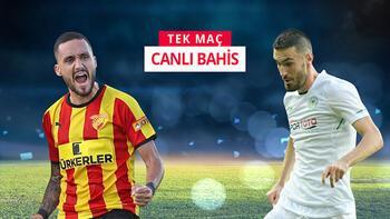 Göztepe - Konyaspor canlı bahis heyecanı Misli.com'da