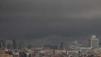 Meteoroloji'den İstanbul için son dakika uyarısı... O saatlere dikkat!