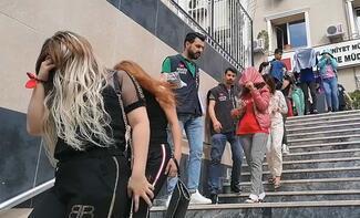 İstanbul'da fuhuş baskını! 'Mobil Türkan' da gözaltına alındı