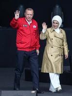 Cumhurbaşkanı Erdoğan TEKNOFEST'te...