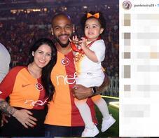 Marcao'nun eşi sosyal medyadan patladı!