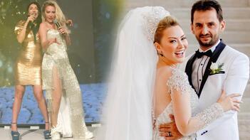 Aylin Coşkun: Düğünümde 5 milyon TL'lik takı takıldı