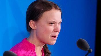 Greta Thunberg'den liderlere sert eleştiri: Çocukluğumu ve hayallerimi çaldınız