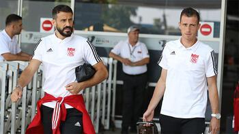 Sivasspor, Alanya'ya gitti