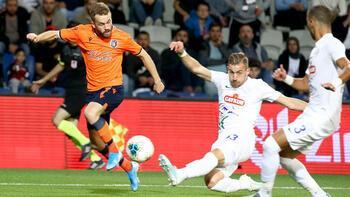 Başakşehir - Çaykur Rizespor: 5-0