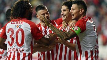 Antalyaspor'da hedef ilk galibiyet