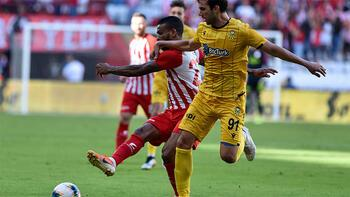 Antalyaspor-BtcTurk Yeni Malatyaspor: 3-0