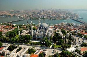 İstanbul'un simge camileri