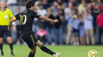 Carlos Veladan MLS gol rekoru