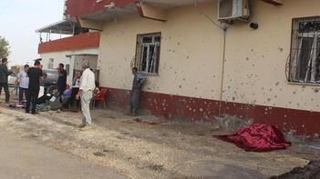 Terör ögütünden Suruç'a havanlı saldırı
