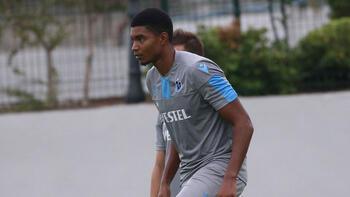 Trabzonspor'da Ivanildo Fernandes çalışmalara başladı