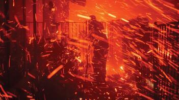 Son dakika | ABD'nin kalbi yanıyor! 100 bin kişiye tahliye emri
