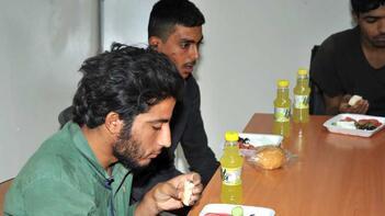 YPG/PYD üyesi 24 terörist güvenlik güçlerine teslim oldu