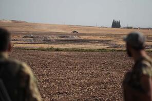 Tel Abyad ilçe merkezinin tamamı YPG/PKK'lı teröristlerden temizlendi