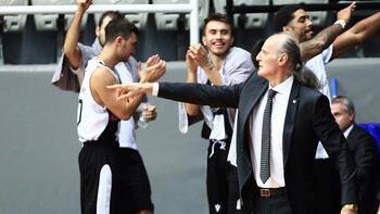 Beşiktaş Sompo Sigorta'nın Avrupa mücadelesi başlıyor