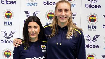 Sıla: Fenerbahçe'de olmak herkese nasip olmaz