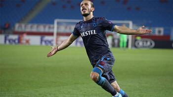 Trabzonspora Abdülkadir müjdesi