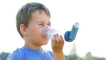 Astımlı çocuklar her gün bir kase yoğurt yemeli!