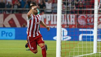 Valbuena, Yunanistan'ı salladı