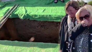 Cenazede akılalmaz olay... Tabutun içinden sesler yükseldi!