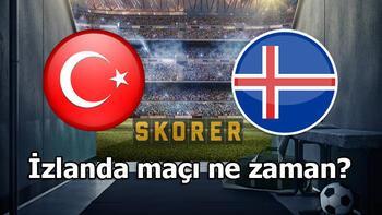 Türkiye İzlanda maçı ne zaman oynanacak? Türkiye'deki maç iki takım için de final anlamı taşıyor