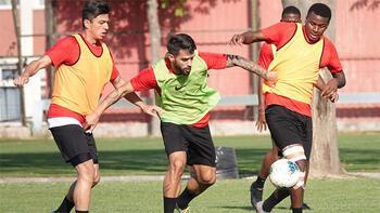 Gençlerbirliği'nde Antalyaspor mesaisi