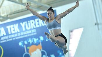 Tutya Yılmaz'dan cimnastiği bırakma kararı