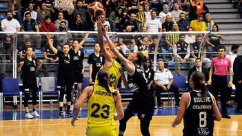 Beşiktaş Kadın Basketbol Takımı, Rusya deplasmanında
