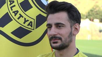 Rahman Buğra Çağıran: Malatyaspor'a geldiğim ilk sene şampiyonluk yaşadım