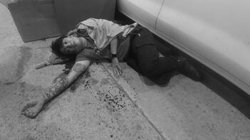 Son dakika | Jimmy Sham'a çekiçle saldırdılar! Bu halde bulundu…