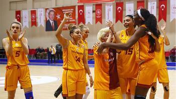 Galatasaray: 74 -  Lulea BBK: 55