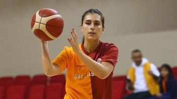 Galatasaraya Funda Nakkaşoğludan kötü haber