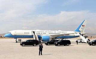 ABD Başkan Yardımcısı Pence, Türkiye'ye geldi