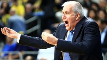 """Zeljko Obradovic: """"Akıllı bir şekilde maçı kazandık"""""""