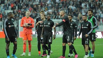 Beşiktaşın Ankaragücü kadrosu belli oldu 5 eksik...