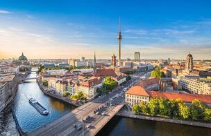 Almanların tarihi başkenti Berlin