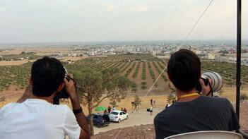 Barış Pınarı Harekatı'nın yürütüldüğü bölgede sessizlik hakim